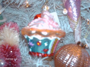 Cupcakes to place on the Tree.