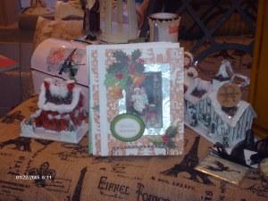 Silas handmade Cards